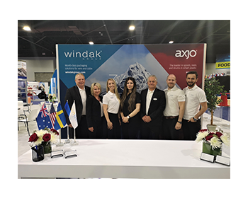 The Windak Group together with Axjo Group would like to thank all visitors for their attention and time spent in our booth at Interwire 2019 trade show! We hope everyone enjoyed the show and the hospitality offered at our stand.
