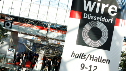 wire 2014 and Tube 2014 Are Already Well Booked: Closing Date for Exhibitor Registrations Is April 3