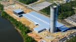 Construction of the Newest Extra High Voltage Plant in North America has Reached a Pivotal Stage