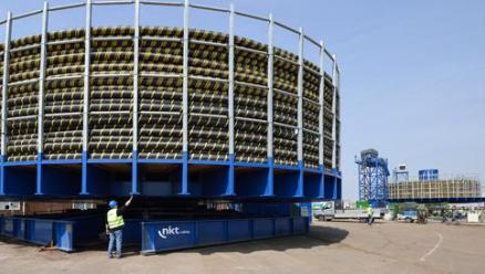 nkt Cables Going to Great Lengths for the WoDS Windfarm Project