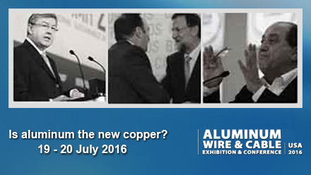 Aluminum Wire & Cable 2016 Exhibition & Conference
