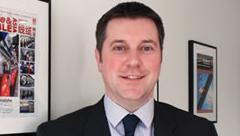 Andy Lewis, the new executive manager of the IWMA