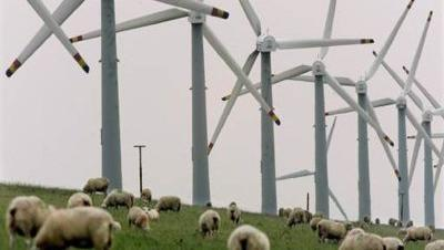 $25 Billion Transmission Network for Wind Power