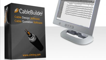The Cable Design Software in a Box By Cimteq